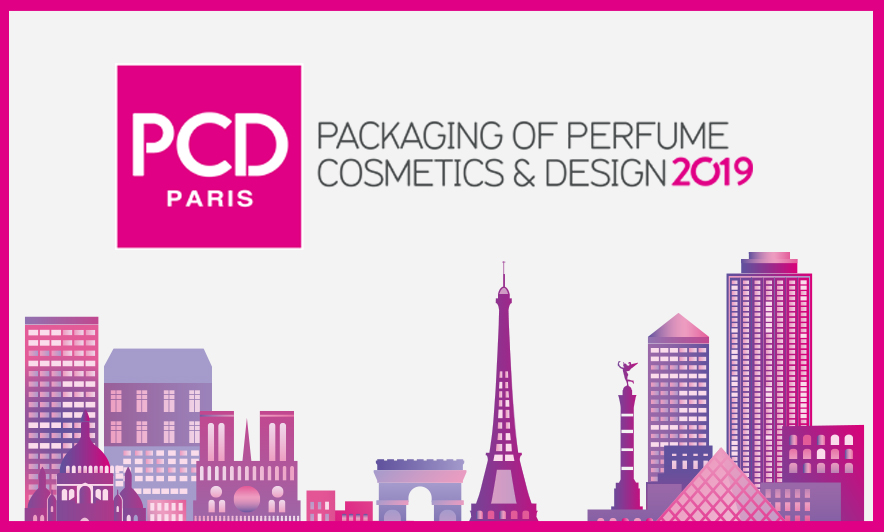 Premier salon 2019 : PCD Paris !